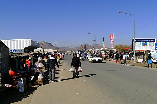 Maseru Mafeteng Lesoto World Travel Gallery