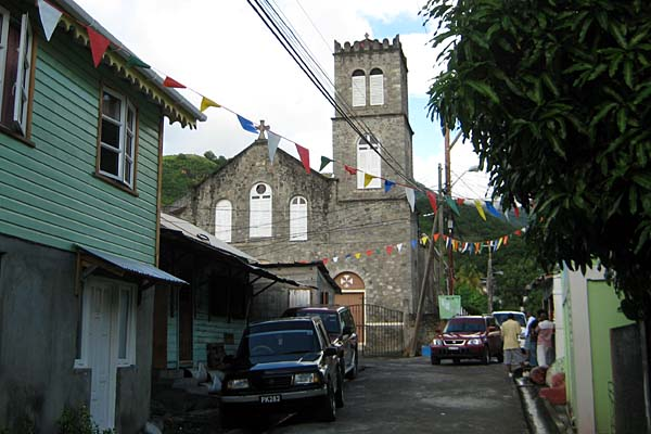 colihaut dominica world travel gallery